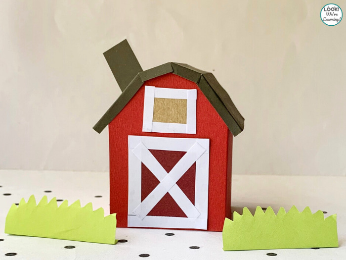 Barn Craft to Try with Kids