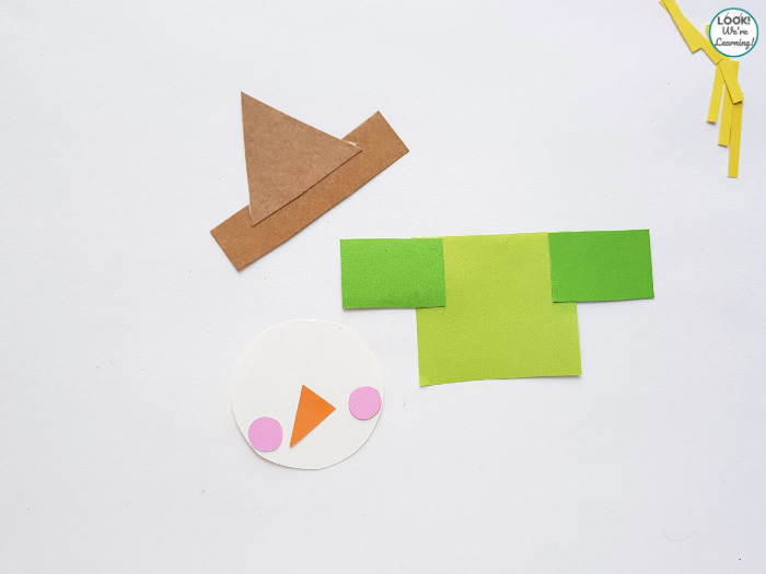 Paper Farm Craft for Kids to Make