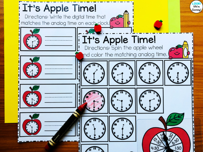 Using Dry Erase Activities in Math Centers