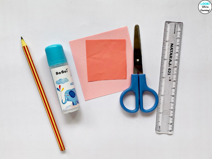 Corner Bookmark Craft Supplies