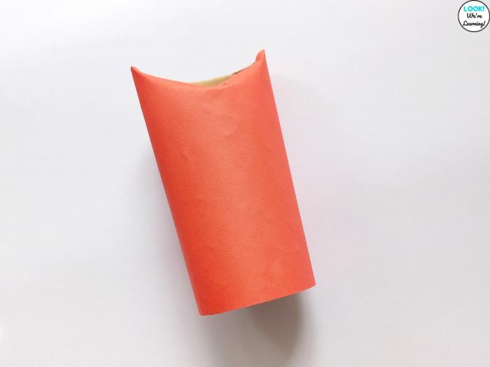 Easy Fox Craft for Kids