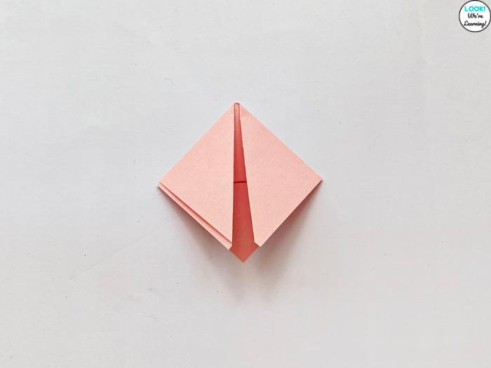 Folding an Origami Pig