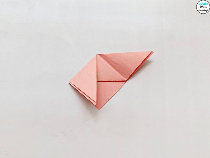 Simple Origami Bookmark Craft